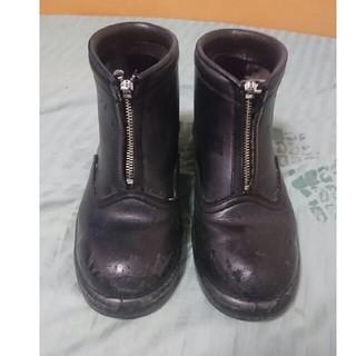 エンゼル 安全靴 26cm 革靴(その他)