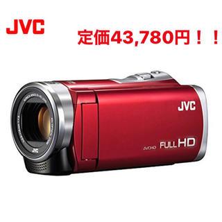 限定価格!! JVC ビデオカメラ GZ-E109-R  JVC エブリオ