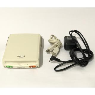 オリンパス(OLYMPUS)のMOドライブ OLYMPUS mini 640MO(PC周辺機器)