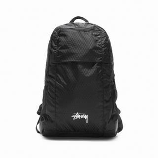 STUSSY - Stussy Diamond Ripstop Backpack 正規取扱店購入
