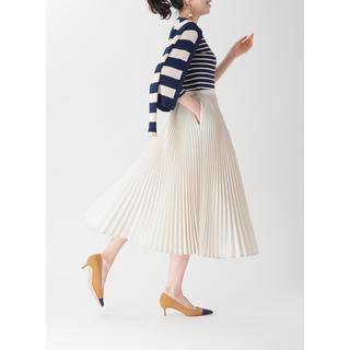 TSURU by Mariko Oikawa - 大人気◆雑誌多数掲載◆プリーツスカート