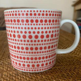 イッタラ(iittala)のittala クルク 300mlマグカップレッド(グラス/カップ)