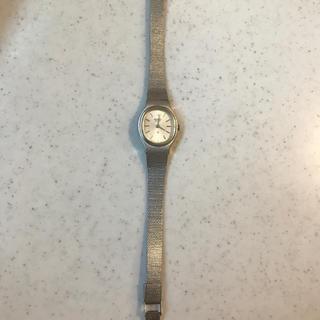 SEIKO - レディース 腕時計 SEIKO POP BACK シルバー