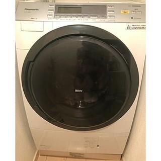 Panasonic - panasonic ドラム式洗濯機 送料込 NA-VX7800 洗濯乾燥機
