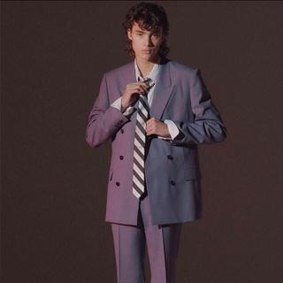 JOHN LAWRENCE SULLIVAN - littlebig 20ss Smokey Purple ジャケット