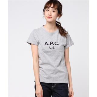 アーペーセー(A.P.C)のA.P.C. U.S. Tシャツ⭐︎アーペーセー(Tシャツ(半袖/袖なし))