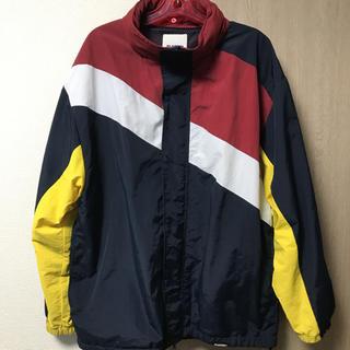 エクストララージ(XLARGE)のxlarge paneled zip jacket(ナイロンジャケット)