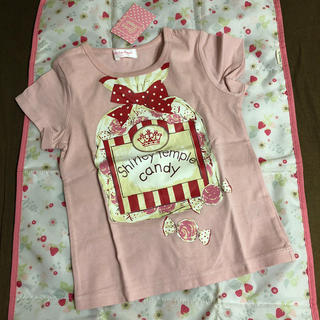 Shirley Temple - 未使用  Shirley Temple  Tシャツ  120