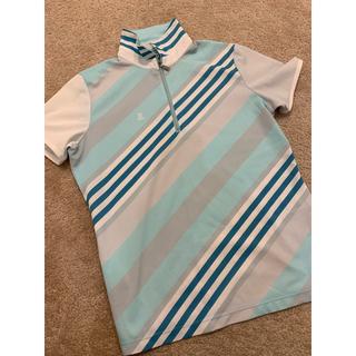 ランバン(LANVIN)のLANVIN SPORT ゴルフウェア ポロシャツ(ウエア)