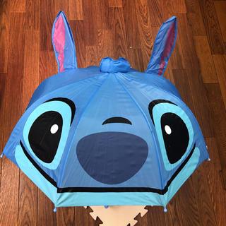 ディズニー(Disney)のスティッチ 子ども用 傘 47cm(傘)
