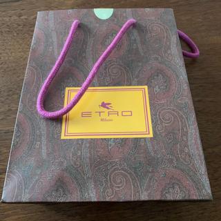エトロ(ETRO)のショップ袋 エトロ(ショップ袋)