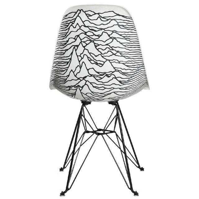 EAMES(イームズ)のPLEASURES × JOY DIVISION × MODERNICA 椅子  インテリア/住まい/日用品の椅子/チェア(その他)の商品写真