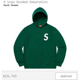 Supreme - 【週末限定】✨新品未使用 Supreme S Logo Hooded