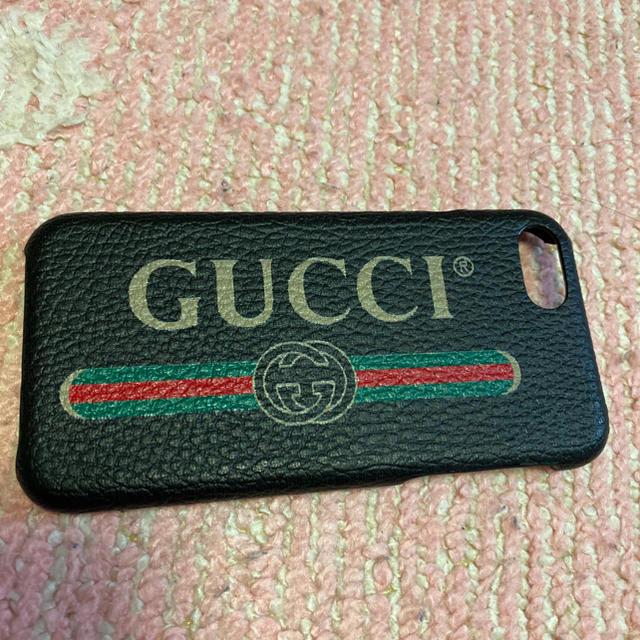 Gucci - GUCCI iPhone8ケースの通販