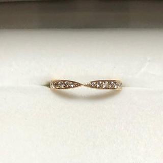 ティファニー(Tiffany & Co.)のCASTLE様専用 ティファニー♡ハーモニーリング K18 (リング(指輪))