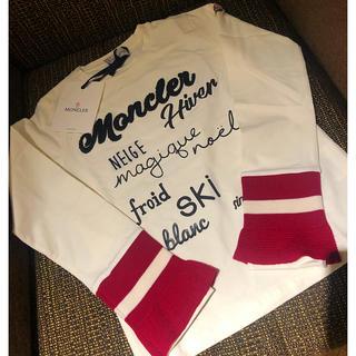 モンクレール(MONCLER)のMONCLER 長袖Tシャツ サイズ110〜120(Tシャツ/カットソー)