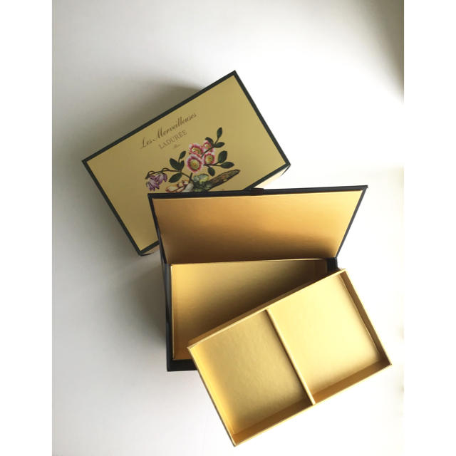 Les Merveilleuses LADUREE(レメルヴェイユーズラデュレ)の新品未使用レ・メルヴェイユーズラデュレ数量限定メイクアップボックス(ヤラメP) コスメ/美容のコスメ/美容 その他(その他)の商品写真