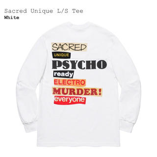 Supreme - Sacred Unique L/S Tee