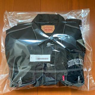 Supreme - supreme levi's nylon trucker jacket