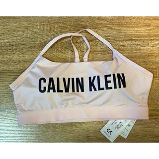 Calvin Klein - カルバンクライン パット付き Mブラ レディース