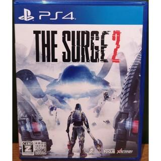 PlayStation4 - The Surge 2 (ザ サージ 2) PS4 パッケージ破れ