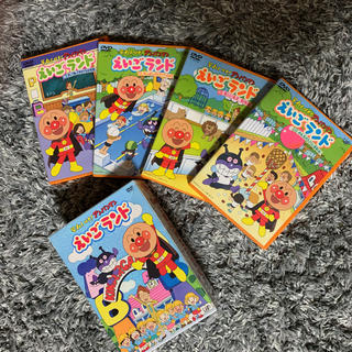 それいけ!アンパンマン えいごランド 1~4 DVD