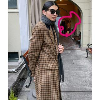 クリスチャンディオール(Christian Dior)のchristian dior 90s long coat(チェスターコート)