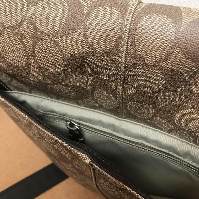COACH(コーチ)のCOACH メンズショルダーバッグ メンズのバッグ(ショルダーバッグ)の商品写真