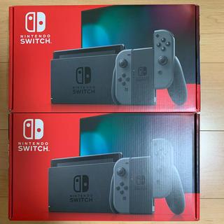Nintendo Switch - Nintendo Switch 本体×2台