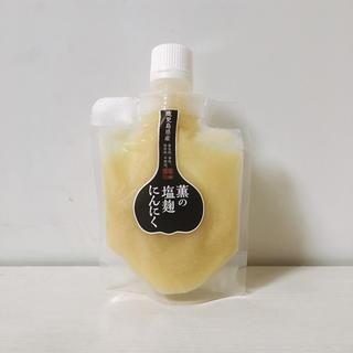 薫の塩にんにく(調味料)