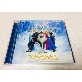 アナトユキノジョオウ(アナと雪の女王)のアナと雪の女王 サウンドトラック デラックスエディション(アニメ)