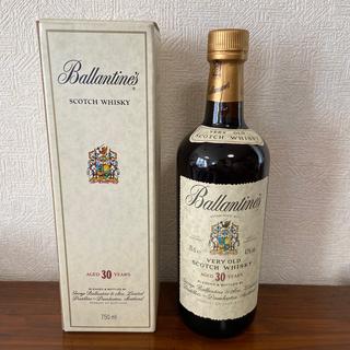 バランタイン 30年 ベリーオールド スコッチウイスキー