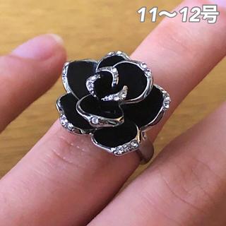 ★定価9800円★ 【SWAROVSKI】『聖典の薔薇』ジェム クリスタルリング