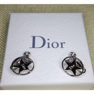 Christian Dior - 美品☆ディオール☆スター・ロゴイヤリング★DIOR