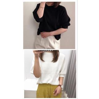 ジーユー(GU)のワッフルラグランTシャツ ❁(Tシャツ(長袖/七分))