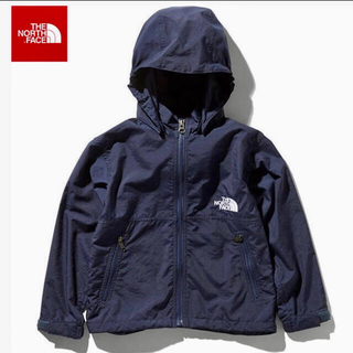 THE NORTH FACE - ノースフェイス コンパクトジャケット 150