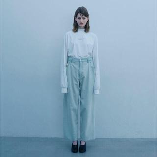 サンシー(SUNSEA)のstein  EX Wide Hooked Denim Jeans(デニム/ジーンズ)