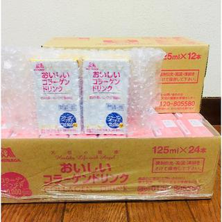 モリナガセイカ(森永製菓)の森永 おいしいコラーゲンドリンク 38本セット(コラーゲン)
