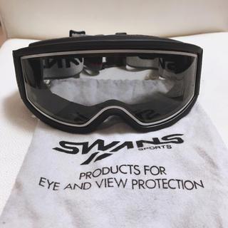 スワンズ(SWANS)のスワンズ スキースノボー ゴーグル(ウエア/装備)