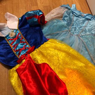子供プリンセスドレス2点