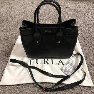Furla - フルラ☆ハンドバッグ☆ショルダーバッグ☆ブラック
