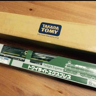 タカラトミー(Takara Tomy)の新品未使用《限定品》トワイライトエクスプレス  (鉄道)