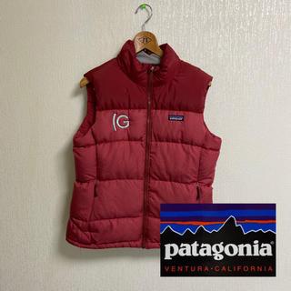 パタゴニア(patagonia)のパタゴニア ダウンベスト M(ダウンベスト)