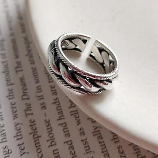 エミリアウィズ(EmiriaWiz)の高品質シルバーリングS925(リング(指輪))