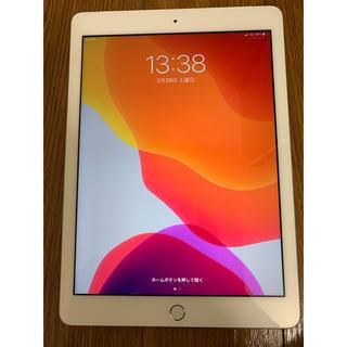 Apple - iPad 第6世代 32GB シルバー セルラーモデル docomo 美品