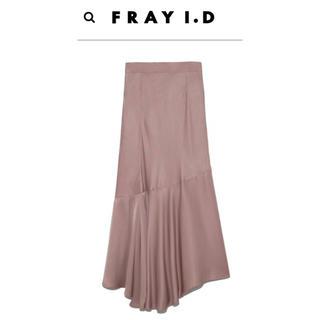 FRAY I.D - FRAY I.D フイレギュラーヘムスカート