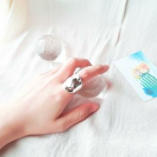 アメリヴィンテージ(Ameri VINTAGE)のsilver925ring☽013(リング(指輪))