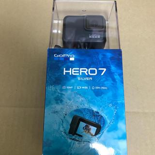 GoPro - GoPro HERO7 SILVER 新品 未開封