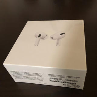 Apple - 【新品未開封】AirPods Pro エアーポッズ プロ 新型