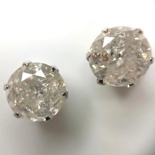 DE-14936 PT900 ピアス ダイヤモンド AANI アニ